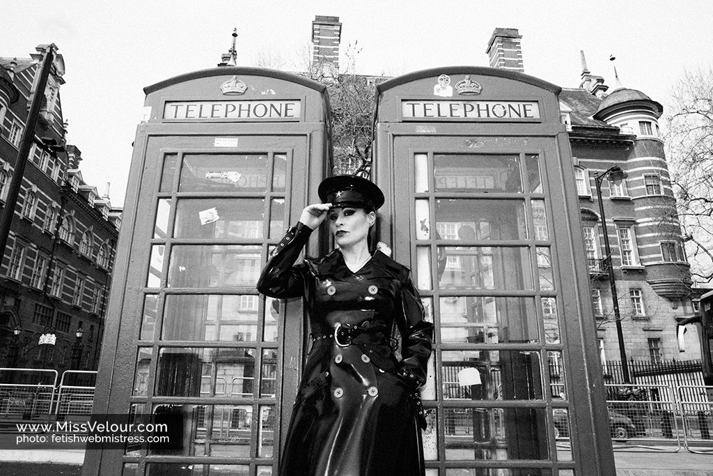 Miss Velour London Mistress
