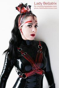 Lady Bellatrix Professional Maitresse Paris