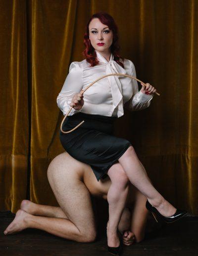 Miss Kendal disciplinarian