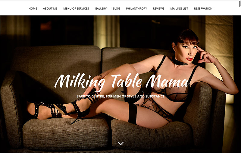 New Website for Milking Table Mama of New York