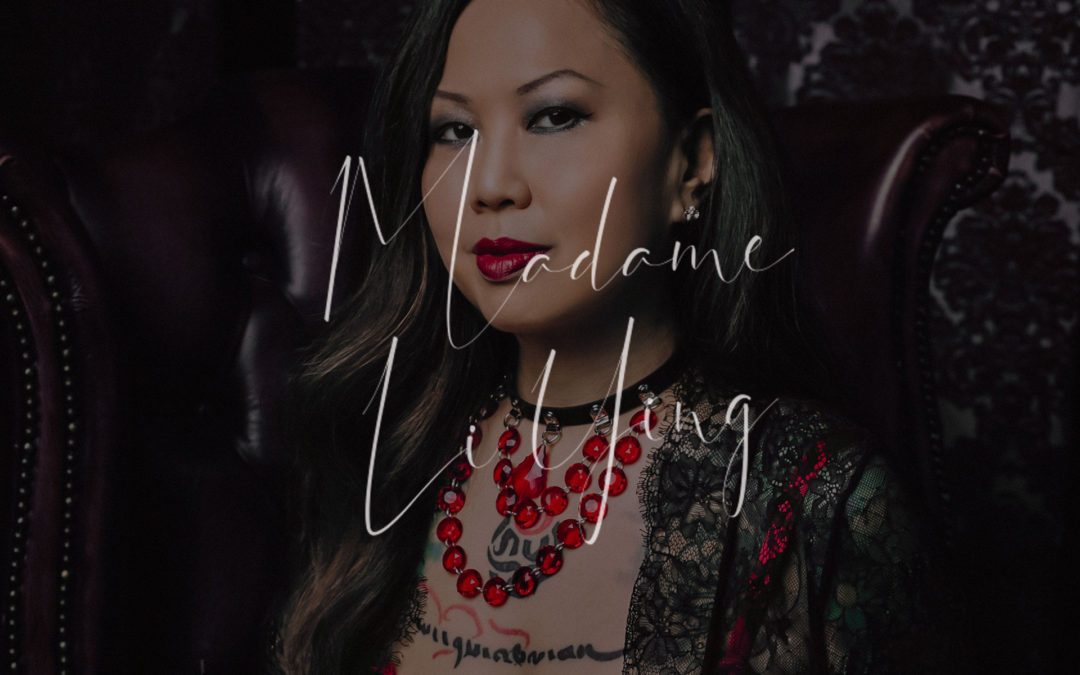 New Dominatrix Website for Madame Li Ying